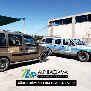 ALP ilaçlama dezenfekte gorseli 2019 03 31 Guclu ekipman profesyonel kadro